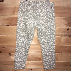 Lucky Brand Pants - Lucky Brand Printed Sofia Capri Pants